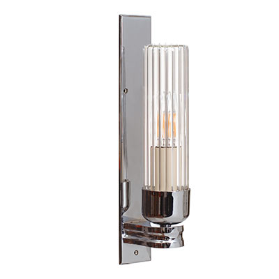 Barnet Wall light - H33 x D9.5 x W5.5cmRRP €420For enquiries please call us today on +353 1 4534742 or email info@interiorsatelier.ie