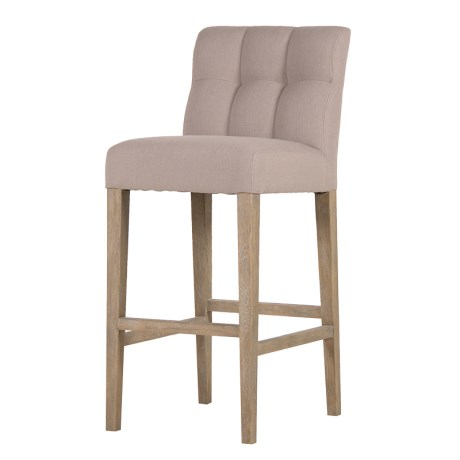 York Bar Stool - W46 x D56 x H106RRP €470For enquiries please call us today on +353 1 2948020 or email info@interiorsatelier.ie