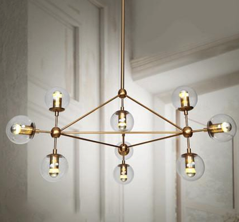 Central Pendant - W99 x H47cmRRP €1700For enquiries please call us today on +353 1 4534742 or email info@interiorsatelier.ie