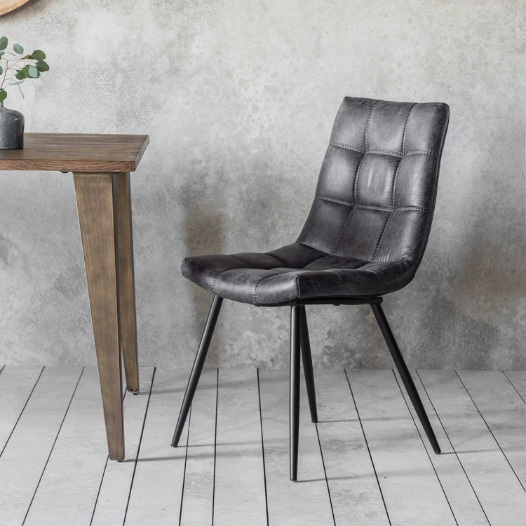Tate Dining Chair - RRP per chair €280Please note these are sold in pairsFor enquiries please call us today on +353 1 4534742 or email info@interiorsatelier.ie