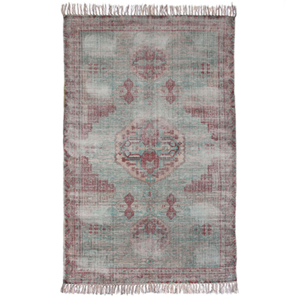 Rug 2 - Printed rug made of cotton. Two size options180 x 280 cm €590120 x 180 cm €250For enquiries please call us today on +353 1 4534742 or email info@interiorsatelier.ie