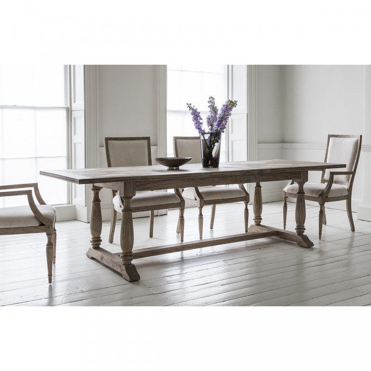 Cannes Extending Table - W250 x D100 x H75cmRRP €2900For enquiries please call us today on +353 1 4534742 or email info@interiorsatelier.ie