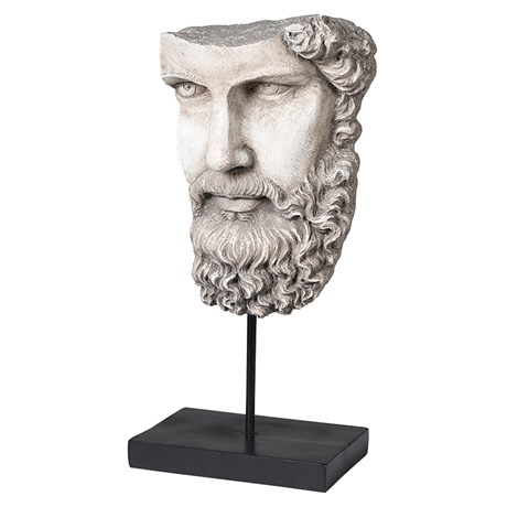 Zeus - H390 x W190 x D120mmRRP €56For enquiries please call us today on +353 1 4534742 or email info@interiorsatelier.ie