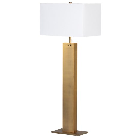 Cooper Lamp - Tall Golden Table LampRRP €550For enquiries please call us today on +353 1 4534742 or email info@interiorsatelier.ie