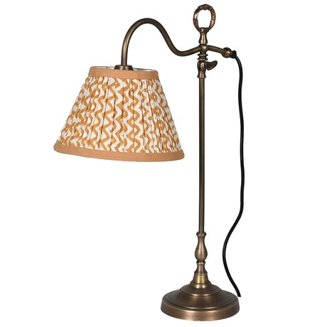 Pixie Lamp - Antique Brass LampRRP €175For enquiries please call us today on +353 1 4534742 or email info@interiorsatelier.ie