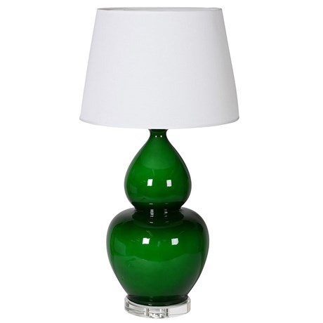 Field Lamp - Large green lampRRP €390For enquiries please call us today on +353 1 4534742 or email info@interiorsatelier.ie