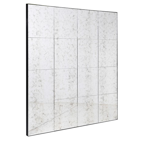 Hero Mirror - Antique panel squares wall mirrorH1200 W1200 D30mmRRP €895For enquiries please call us today on +353 1 4534742 or email info@interiorsatelier.ie