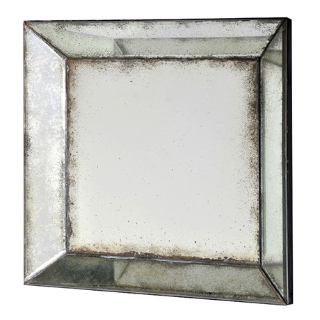 Belmond Mirror - Square venetian antique mirrorH400 x W400mmRRP €150For enquiries please call us today on +353 1 4534742 or email info@interiorsatelier.ie