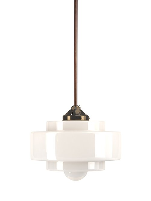 Gloria Pendant - Art Deco style PendantH275 x W300mmFor enquiries please call us today on +353 1 4534742 or email info@interiorsatelier.ie