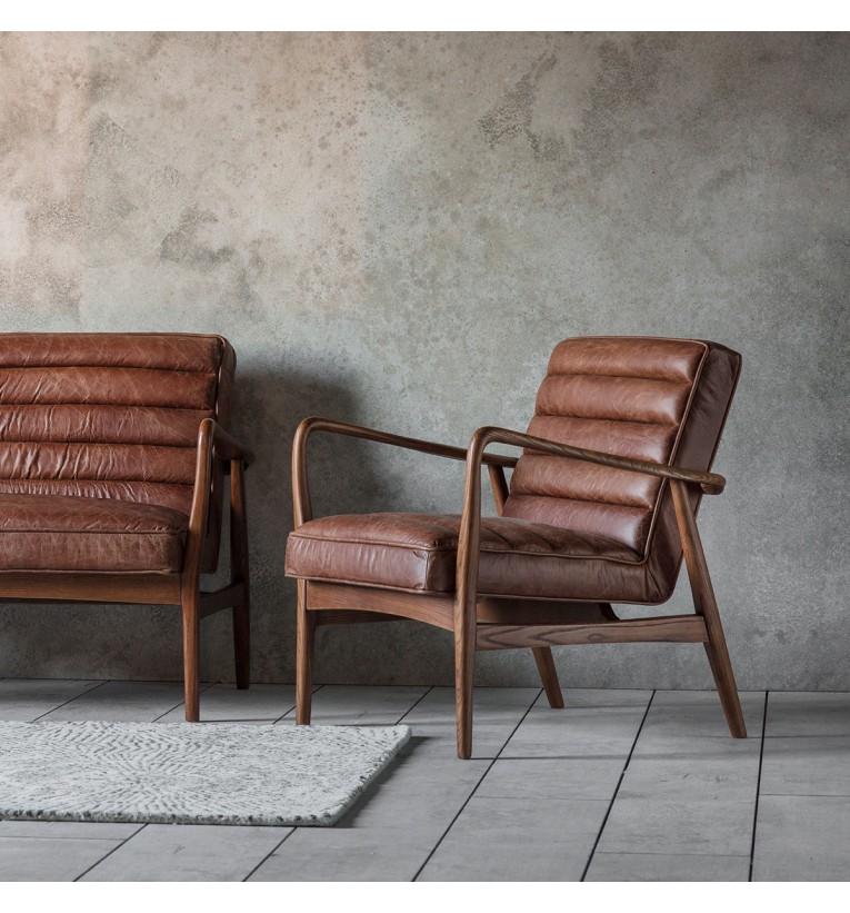 Marcel Armchair - W700 x D740 x H800mm