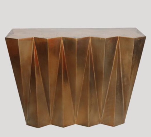 Diamond Console - RRP €1170For enquiries please call us today on +353 1 4534742 or email info@interiorsatelier.ie