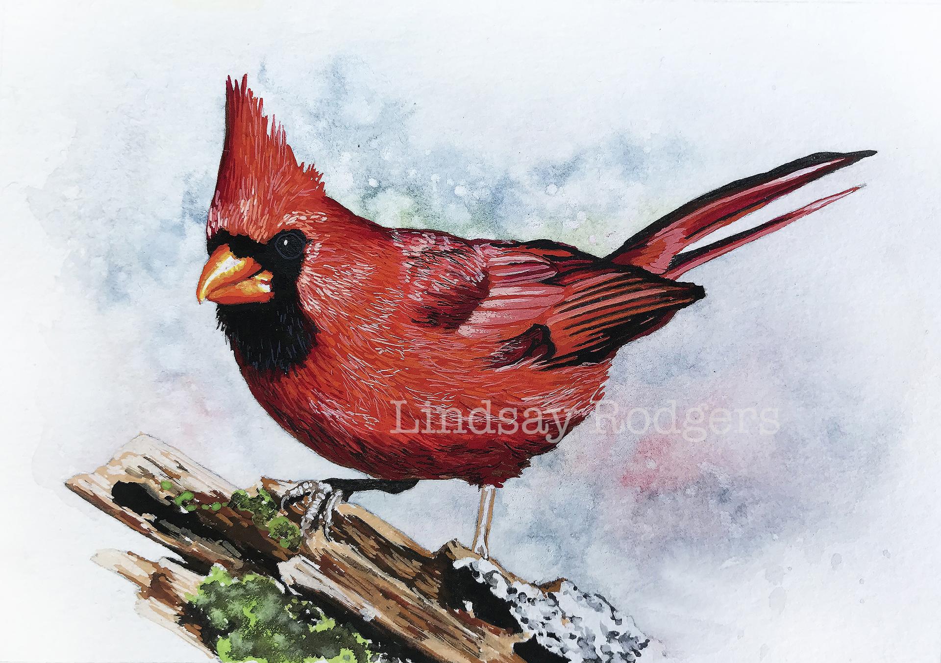 cardinal on log small file etsy.jpg