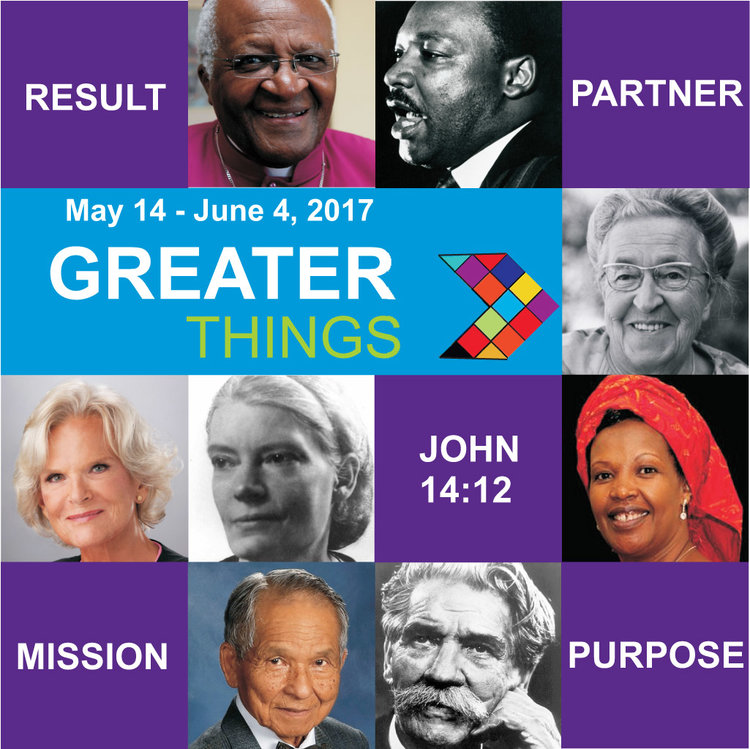 Greater Things -