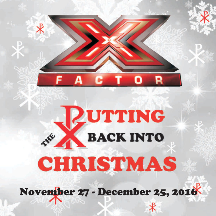 X-Factor: Putting the X Back Into Christmas -