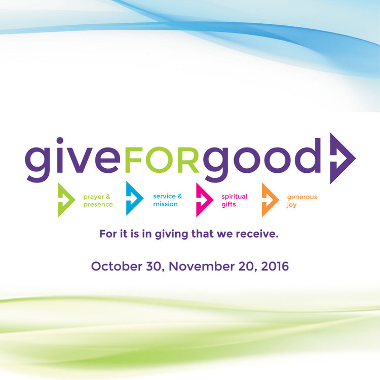 Give For Good -