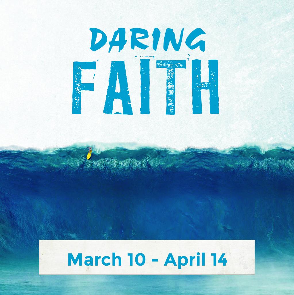 Daring Faith -