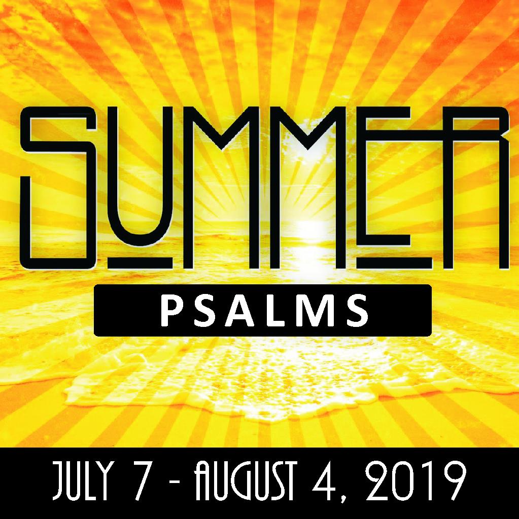 Summer Psalms -