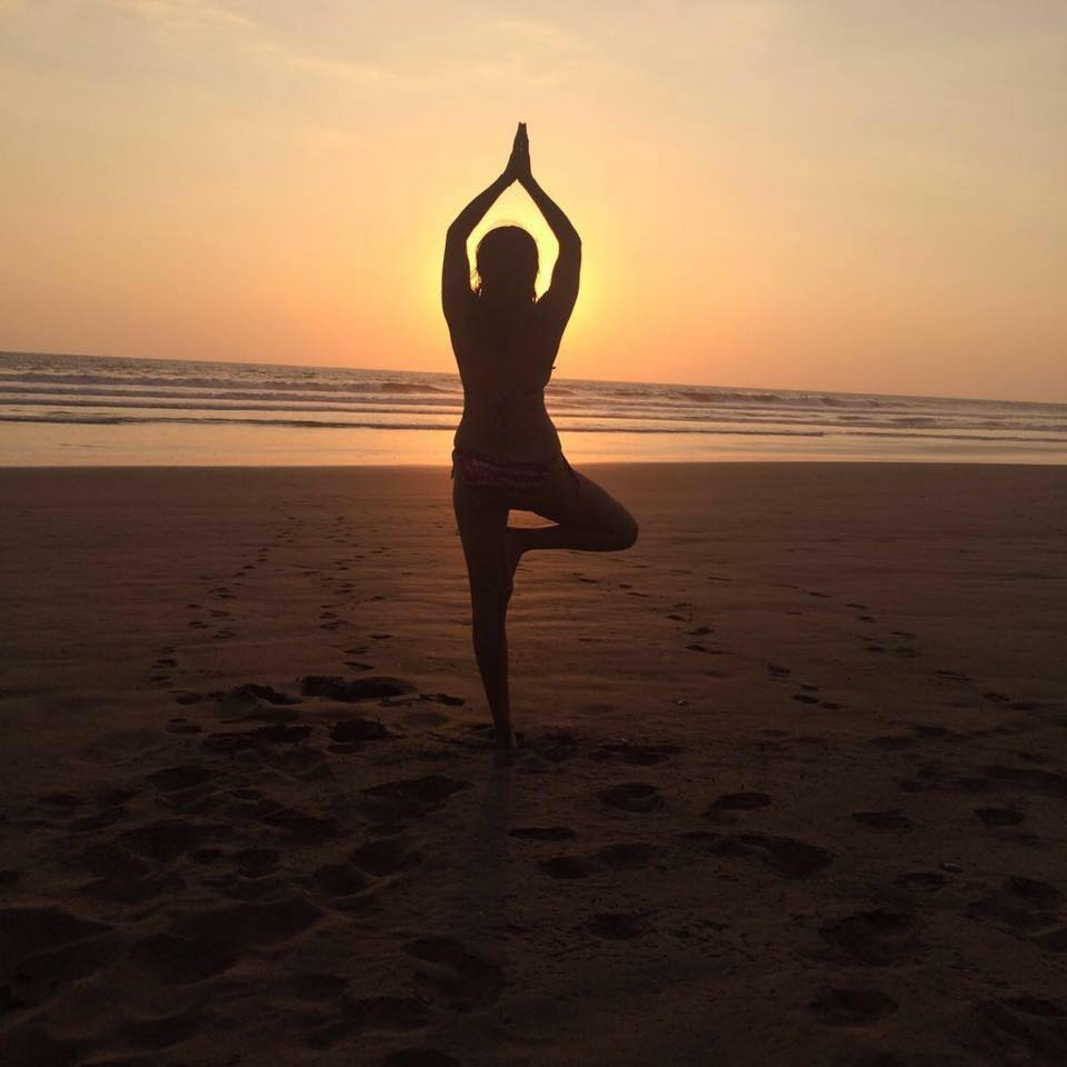 Yoga retreat. Costa Rica.