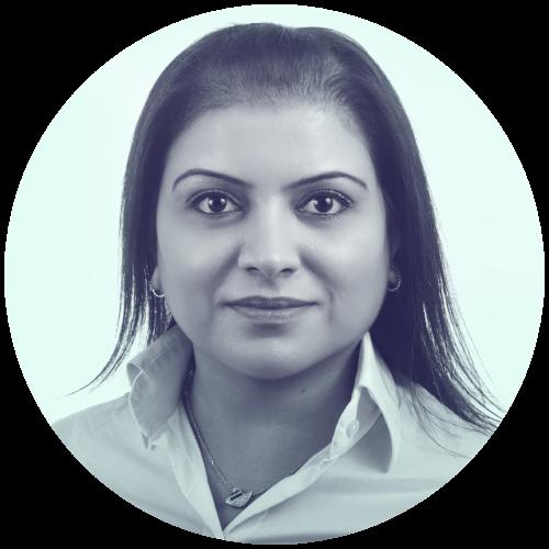 Bina Amin, Project Manager
