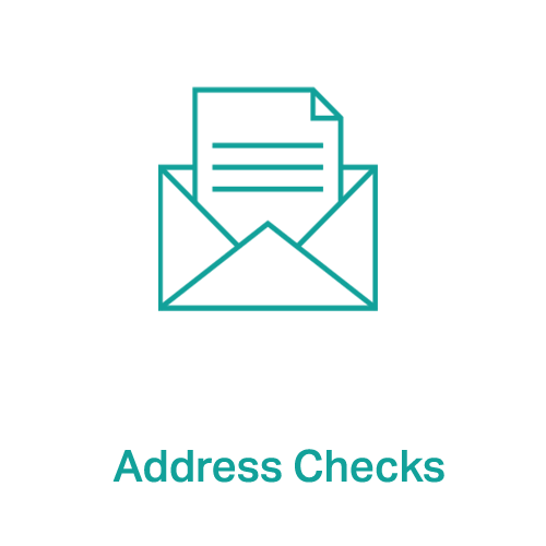 We send out mail to a specific address to validate the address