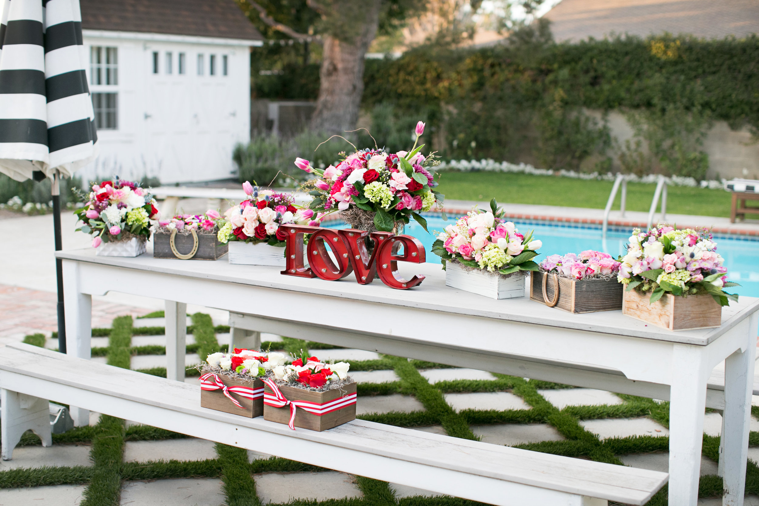 Centerpieces and Events