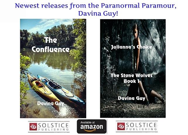 Julianna's Choice    The Stone Wolves    by Davina Guy