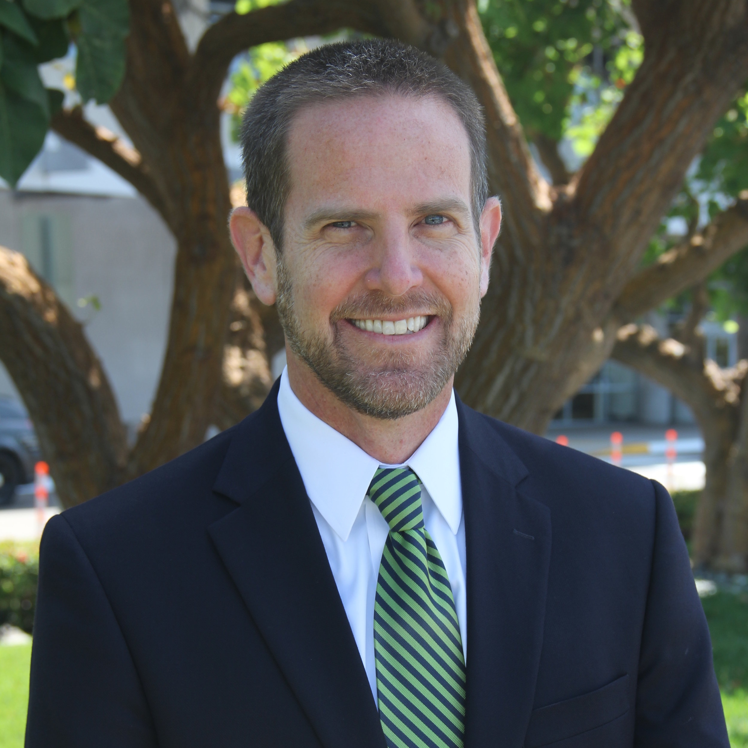 Brendan Reed - Director, Planning and Environmental Affairs, San Diego Airport Authority