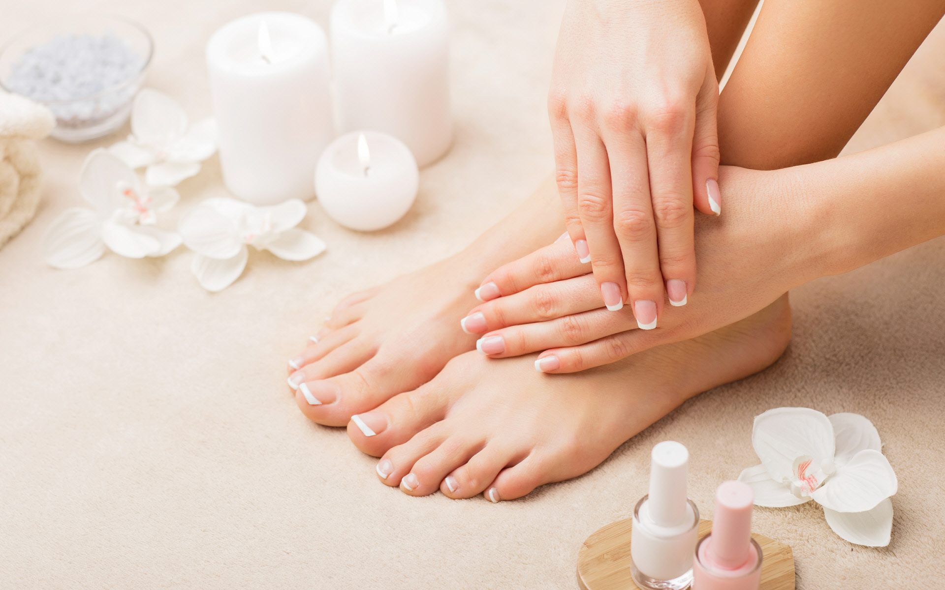 Ultra Beauty Salon in Whyteleafe - Manicures & Pedicures