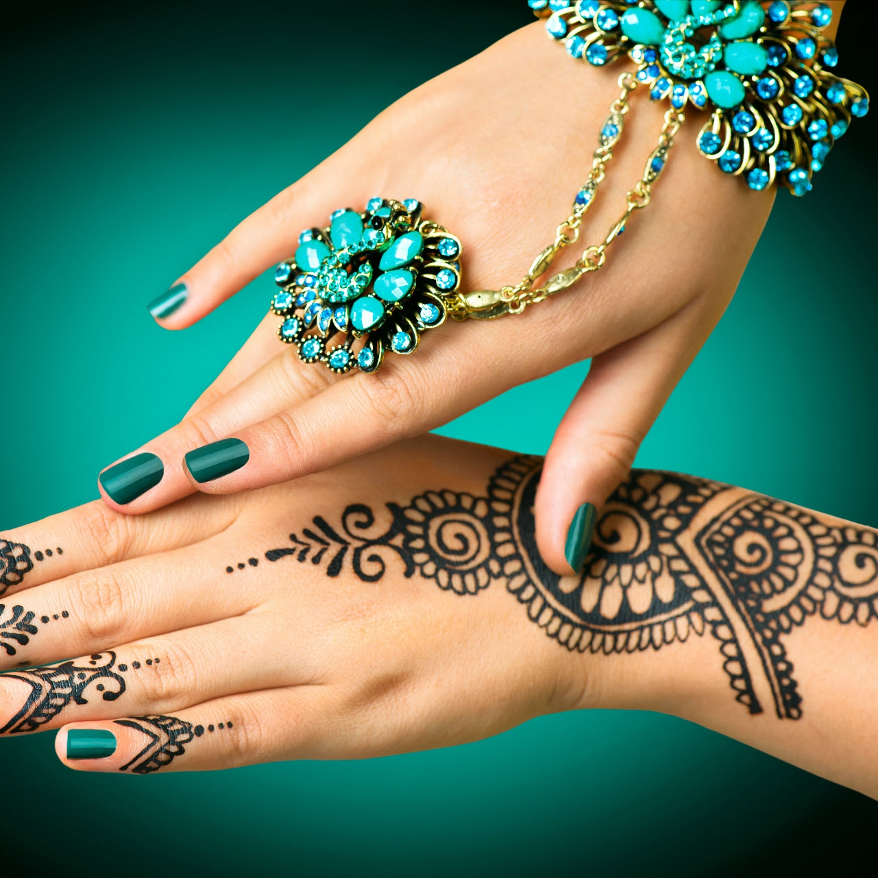 Ultra Beauty Salon in Whyteleafe - Mendhi & Henna