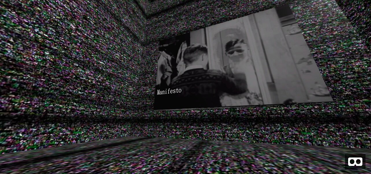 Manifesto VR by Chris Godber