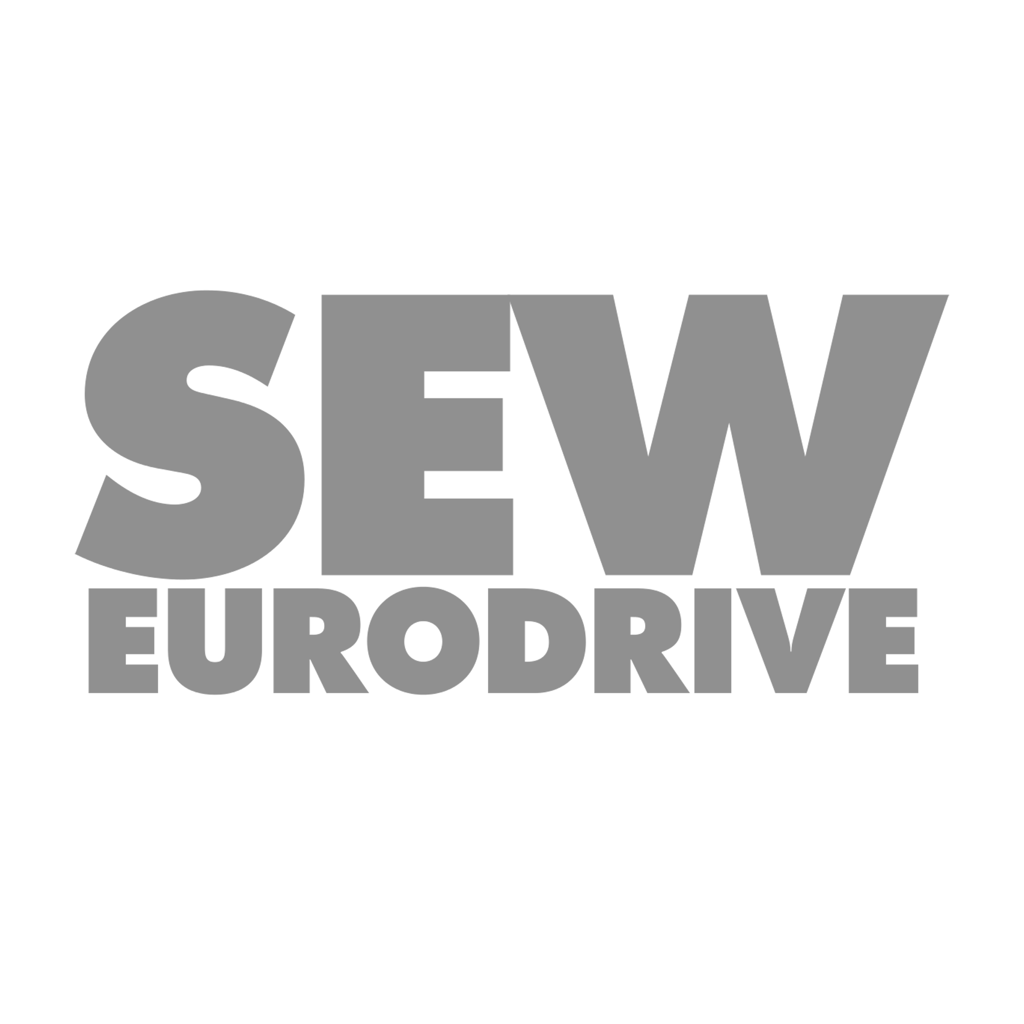 Sew eurodrive logo black and white.png