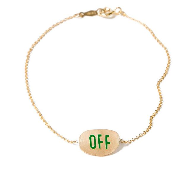 Friday is here! Ready for the weekend. #tgifridays #bracelets #fashion #off