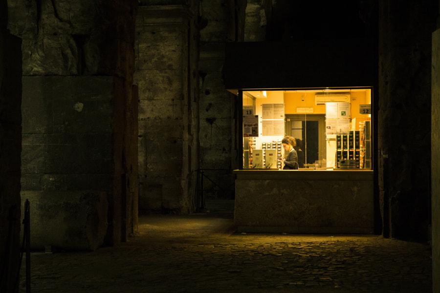 Coloseo, Roma