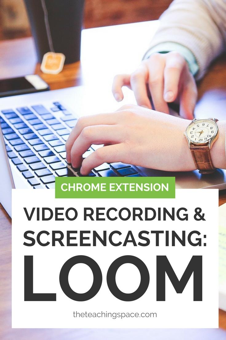 Pinterest Video Recording and Screencasting Chrome Extension- Loom.jpg
