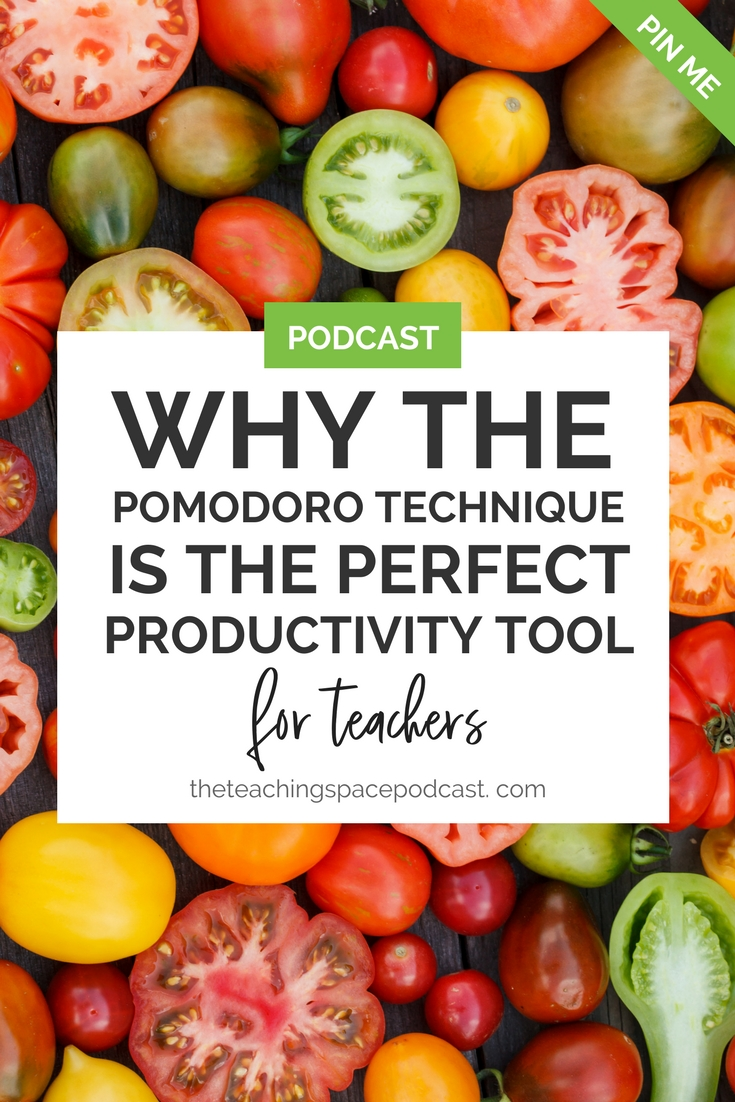 Why The Pomodoro Technique is the Perfect Productivity Tool for Teachers