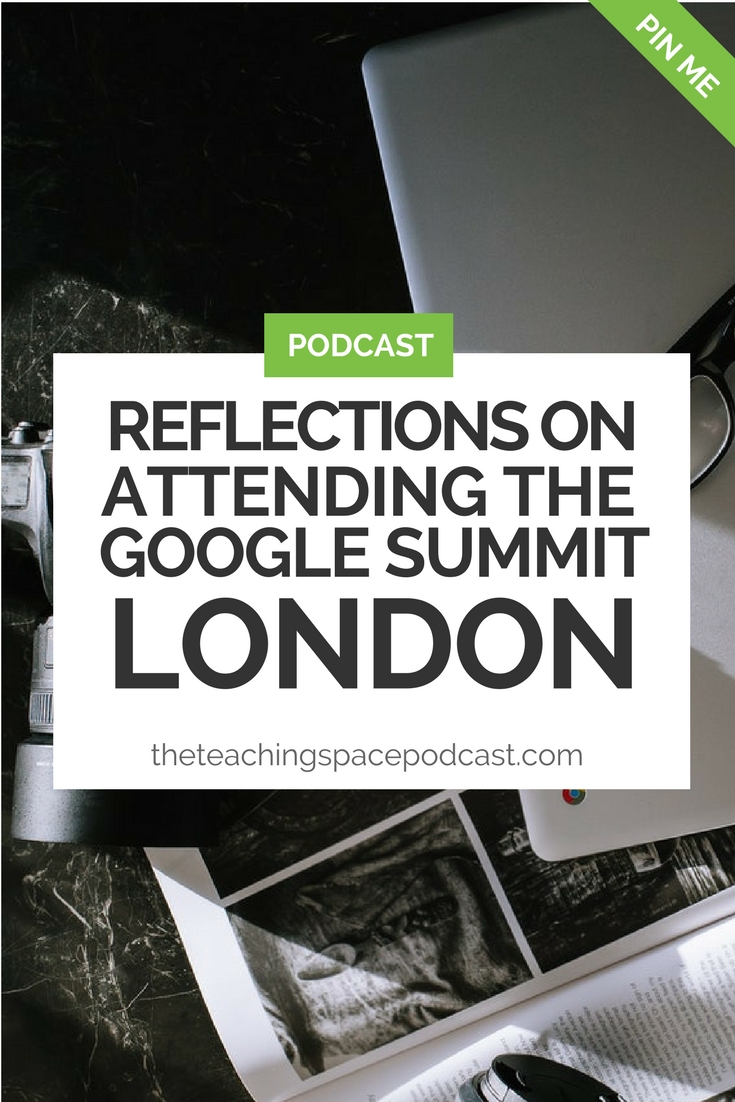 Reflections on Attending the Goggle Summit London