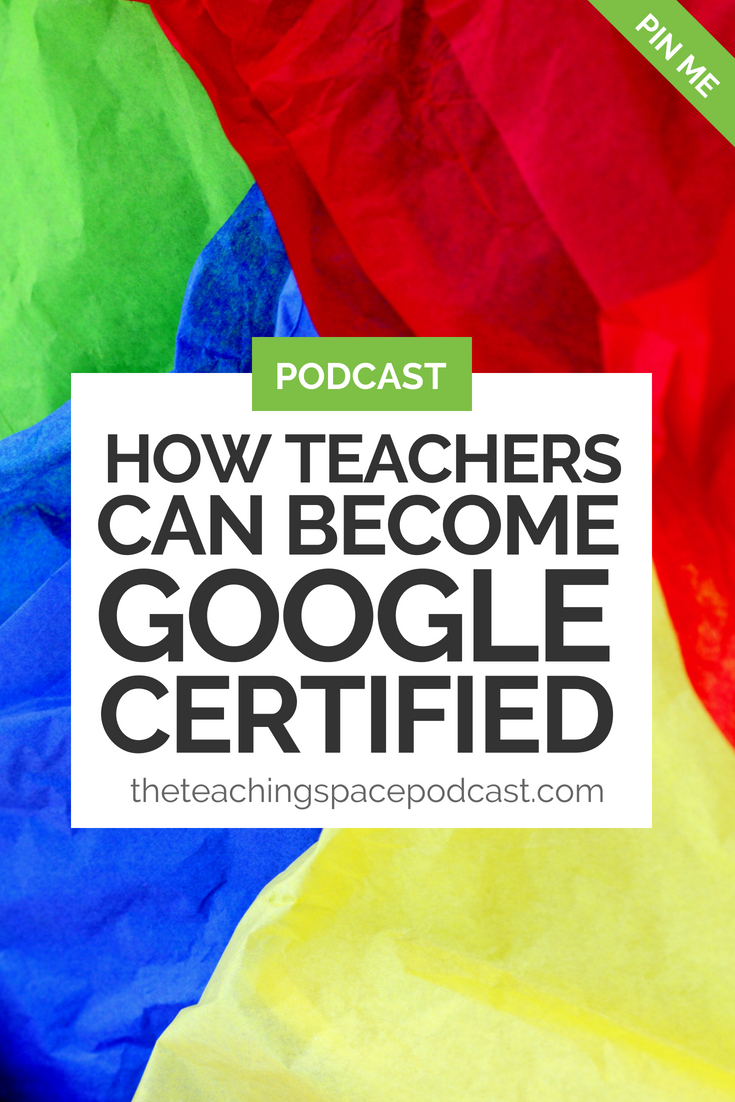 How Teachers Can Become Google Certified