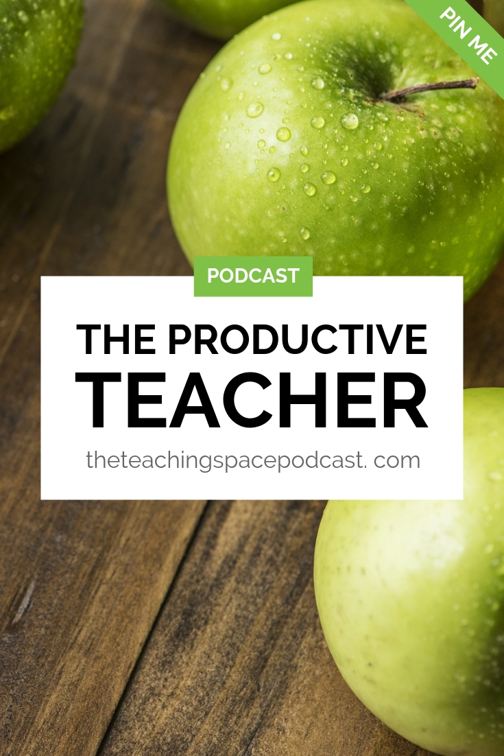 The Productive Teacher