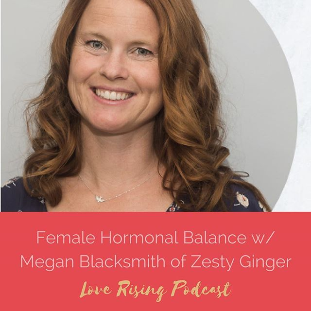 🚨 NEW PODCAST 🚨  # I love this @loverisingpodcast podcast so very much! @revolutionarylifestyle Clara and Kylee @kyleeseifert_kaifit got to chat with  Megan Blacksmith of @zesty_ginger all about balancing your hormones, how to know if they are out of balance and tips and tricks to help your body Detox and find healing health. ⚖️ # If you're not following Zesty Ginger (Megan & Alex), be sure to. They always have so much wisdom and knowledge to share. 💡💡 # Click the link in my bio to listen to this awesome episode. And please take a moment to rate us and leave a review so we can keep this amazing stuff coming your way. ✨🙏🏽😂