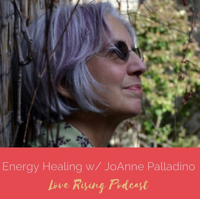 This week on the Love Rising Podcast, Kylee & Clara talk to JoAnne Palladino about energy healing. JoAnne Palladino has been extending her divinely guided gifts to many throughout the United States and internationally since 2002.  She is a Reiki Master-Teacher, Intuitive and a seasoned health facilitator who channels the Divine frequency of Light Language, that she has named Shmaya.  In this episode we discuss what energy healing is, how we can use it & how recognizing that there is so much more going on beyond what we can see, touch, taste, hear and smell, and surrendering to mystery can be the key to true healing.  Enjoy!