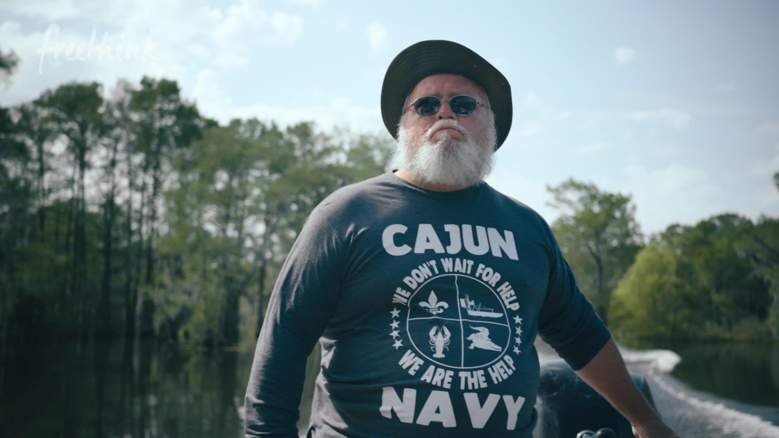 Cajun Navy - A short documentary on louisiana's cajun navy and their preparation for hurricane season.