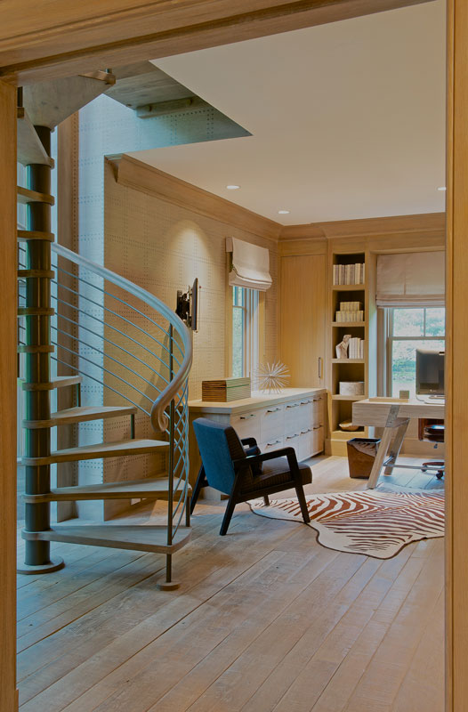 Curved staircase and other custom features.jpg