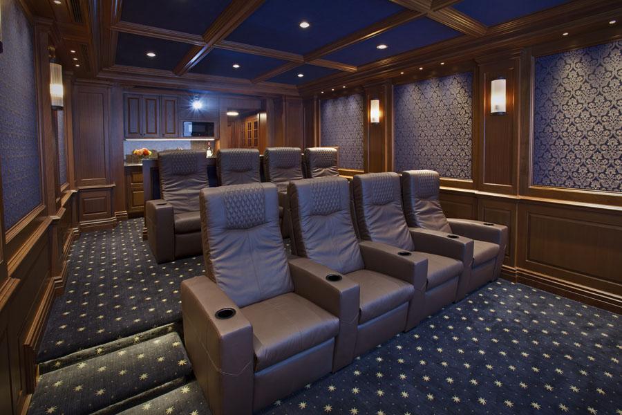 Custom theater