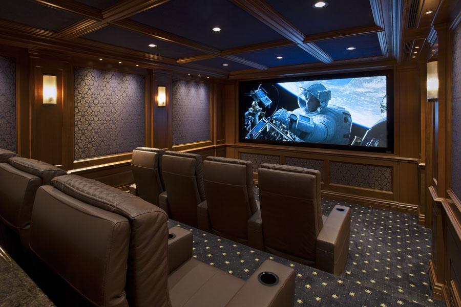 High definition screen