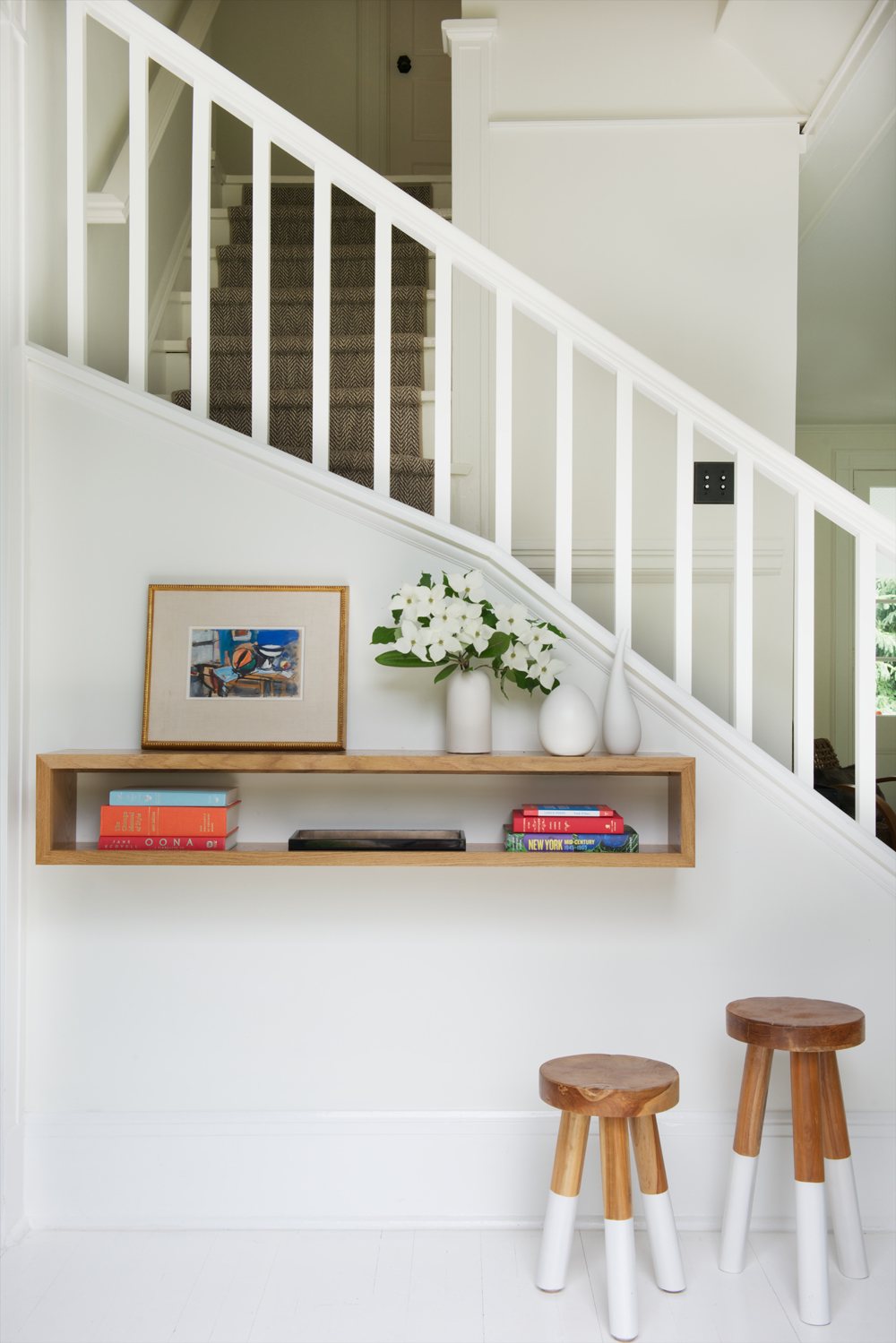 Staircase + Accents