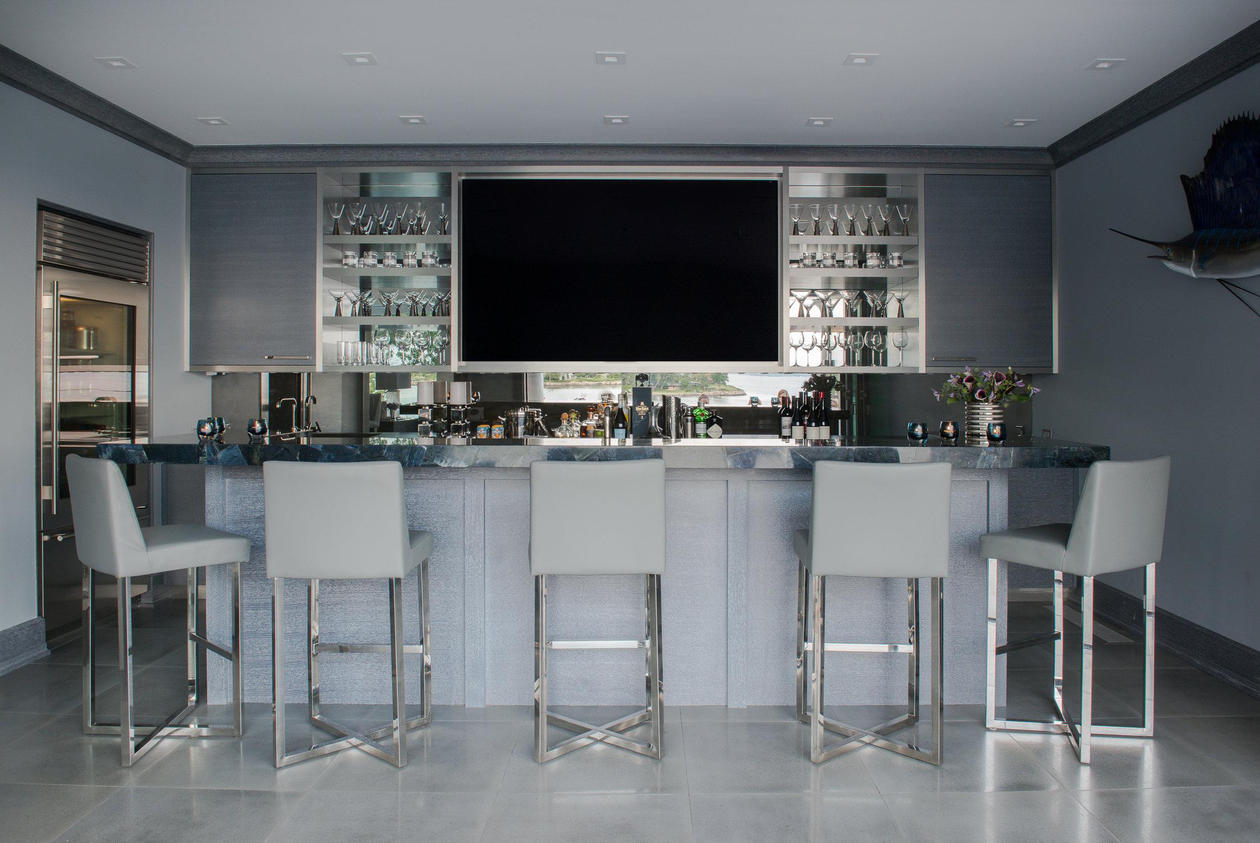 Bars + Billiard Rooms -