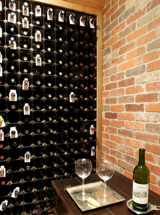 Specialty wine cellar