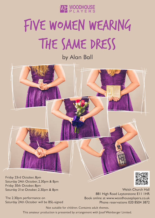 Five Women Wear The Same Dress