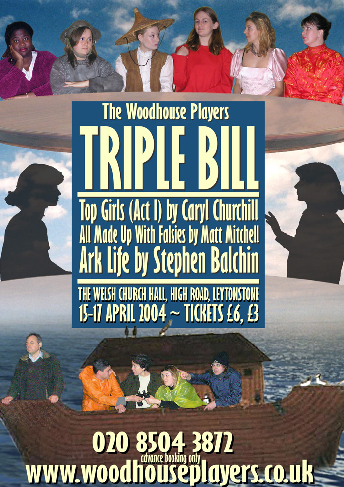 Triple Bill 2004