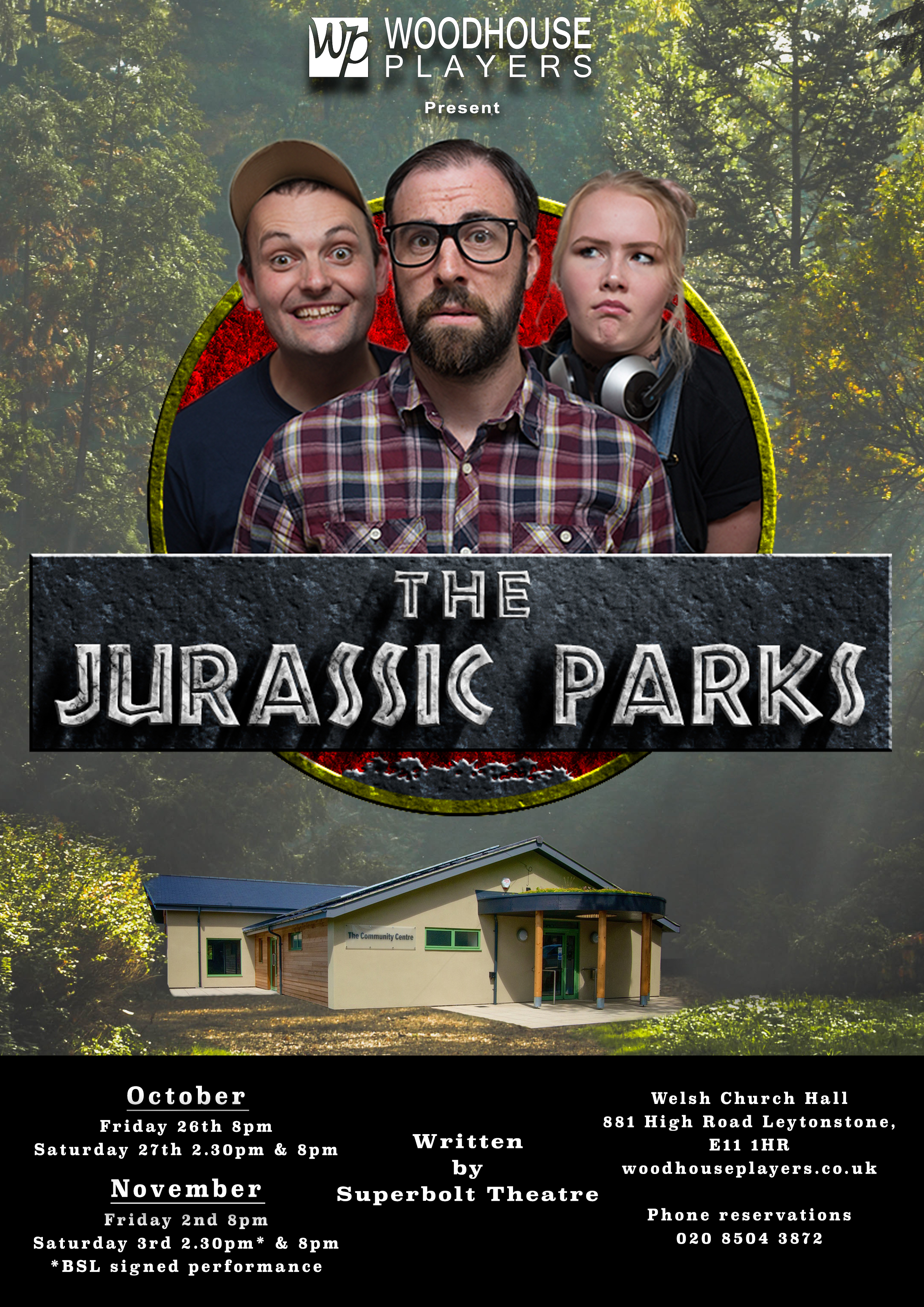 The Jurassic Parks